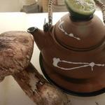 割烹やま - 秋の松茸と土瓶蒸し