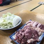彦しゃん食堂 - 料理写真: