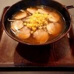 江戸一ラーメン - 料理写真:チャーシューメン
