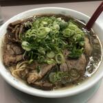 親爺 - チャーシュー麺大