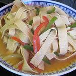 Shouryuu - 東北地方定番干豆腐炒め