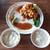 中華バルSAISAI。 - 豚肉と筍のオイスターソースがけ