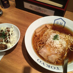 Rakkannishiazabugorudo - 丼セット(1250円)