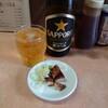 雨風本舗 - 料理写真:麦酒とサービス