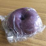 VANITOY BAGEL - 料理写真:紫芋&いもあんベーグル248円