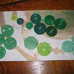 カフェ デュ カシュ・カシュ - 先日ロサンゼルスから届いたアンティークボタン 只今、色が揃ってます 価格\200-\1200(1個)