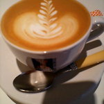 ROASTERS CAFE MANO+MANO - カプチーノ
