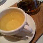 ROASTERS CAFE MANO+MANO - ハーブティ