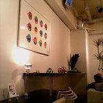 ROASTERS CAFE MANO+MANO - 店内