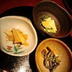 1527769 - 前菜3種