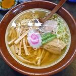 麺しょう - 料理写真:メンマラーメン