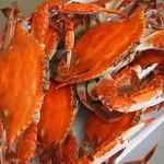 八百源 - 三河湾産ワタリ蟹