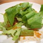 韓国料理 満月 - サラダ