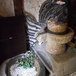 韓国料理 満月 - 玄関