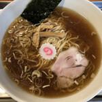 日吉 大勝軒 - 料理写真:中華麺・麺1玉(800円)