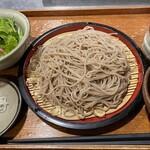 野趣家 - 江戸切り蕎麦