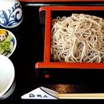 ごまそば鶴喜 - 料理写真: