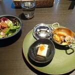 レストラン&バー タイドテーブル シオミ - 料理写真:ディナー