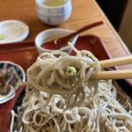 源氏 蕎麦 - そばのリフト