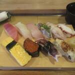 福寿司 - おすすめにぎりでございます