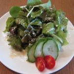 プリムローズ - ランチのサラダ