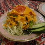 15272487 - レディースセットのサラダ