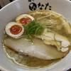 自家製麺 麺や ひなた - 料理写真:天草大王 塩ラーメン 味玉トッピング
