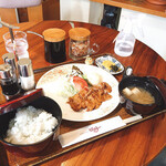 ジュノー - 料理写真:日替わりタイムランチ 780円