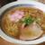 寿食堂 - 料理写真:中華そばです☆ 2021-0606訪問