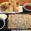 古道 - 料理写真:舞茸天ぶらせいろ