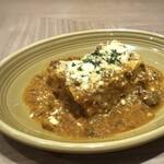 ラザニアCORE - ◆あか牛のミートソースラザニア(S:980円)・・阿蘇の赤牛のみを使用したミートソースが、お肉の旨味を感じ濃厚で美味しい