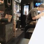麺屋のすけ - 内観