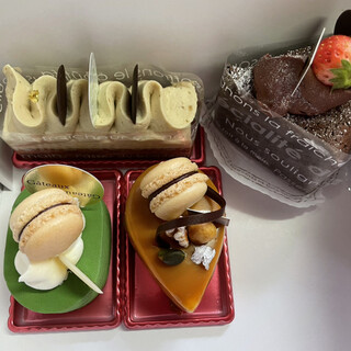ふらんす菓子 コミネヤ - 料理写真: