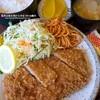 伊藤苑 - 料理写真:ロースかつ定食(1,050円)