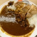Matsuya - チキングリルカレー並650円