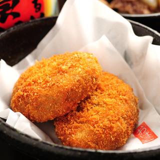 【これは食べていただきたい!】すき焼コロッケ