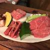 Kuroushinosato - 料理写真:和牛食べ比べ