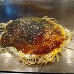 五ェ門  - 料理写真:お好み焼きスペシャルそば2玉