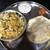 サウスパーク - 料理写真:カイママトンビリヤニ、ライタ、マンゴー?アチャール、パパド