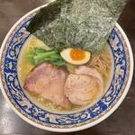 中村屋 - ■中村屋らーめん塩¥990