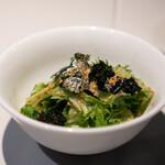 ビーフキッチン - 生野菜サラダ