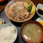 Samuraiyashikioomatsuzawake - 鶏肉のオーブン焼き