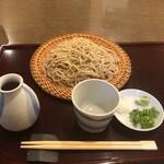 蕎麦 の澤 -