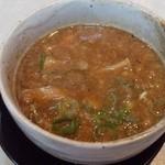 麺屋 夢人 - あっさり、さっぱりのレモン味のスープ!