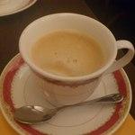 コスタ・デル・ソル - リッチなコーヒー