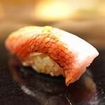 日本橋蛎殻町 すぎた - 金目鯛
