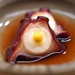 日本橋蛎殻町 すぎた - 蛸の柔らか煮