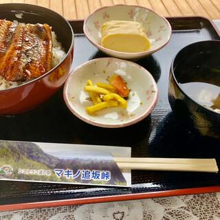 道の駅 マキノ追坂峠 - 料理写真: