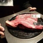 ステーキハウス 听 - 料理写真:本日のお肉