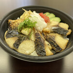 Nihonryourinaduki - 炙り鯖丼